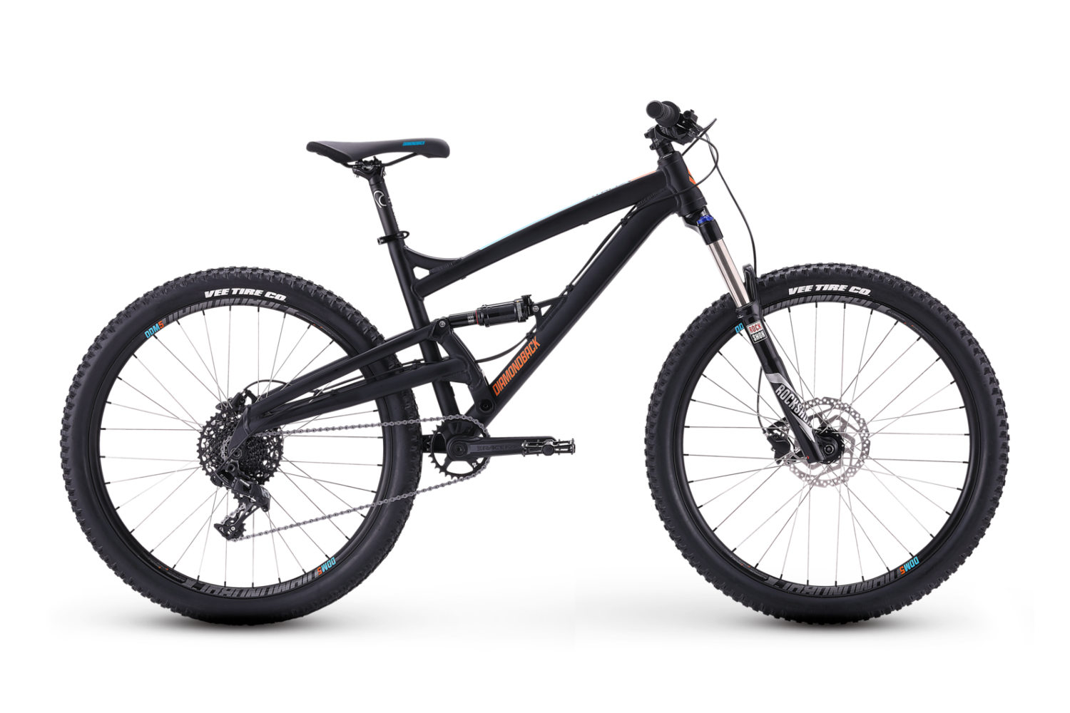 Atroz 3 Full Suspension Mountain Bike
