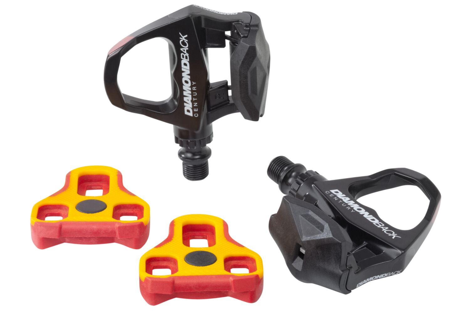 Century Road Clipless Pedals
