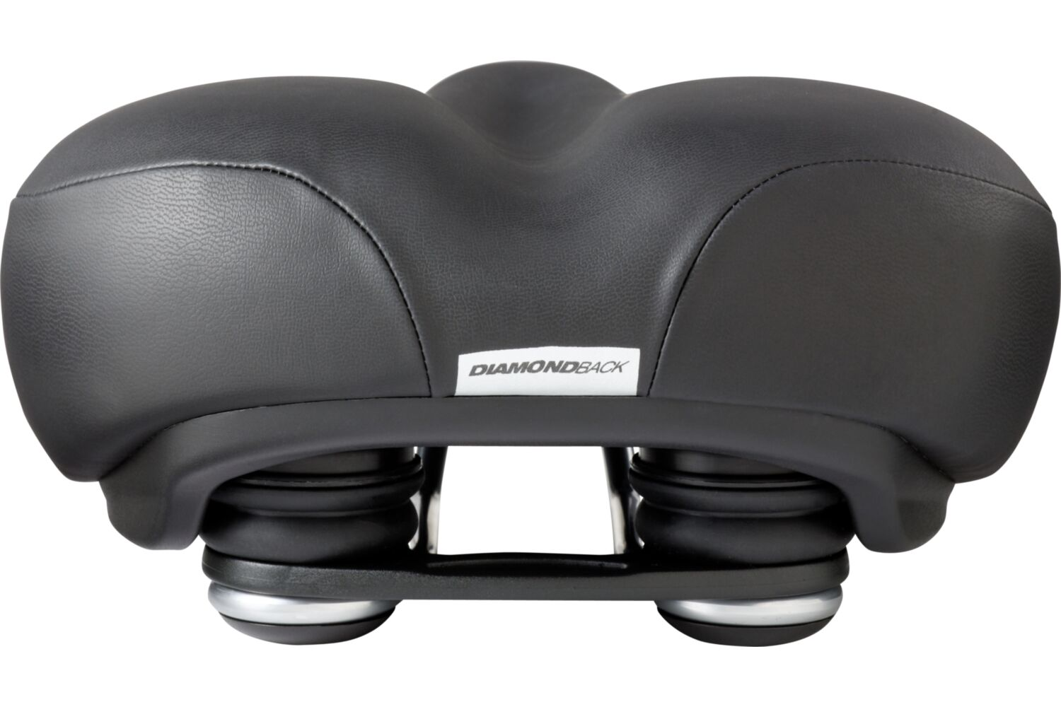 Men's Pillow Top Bike Seat