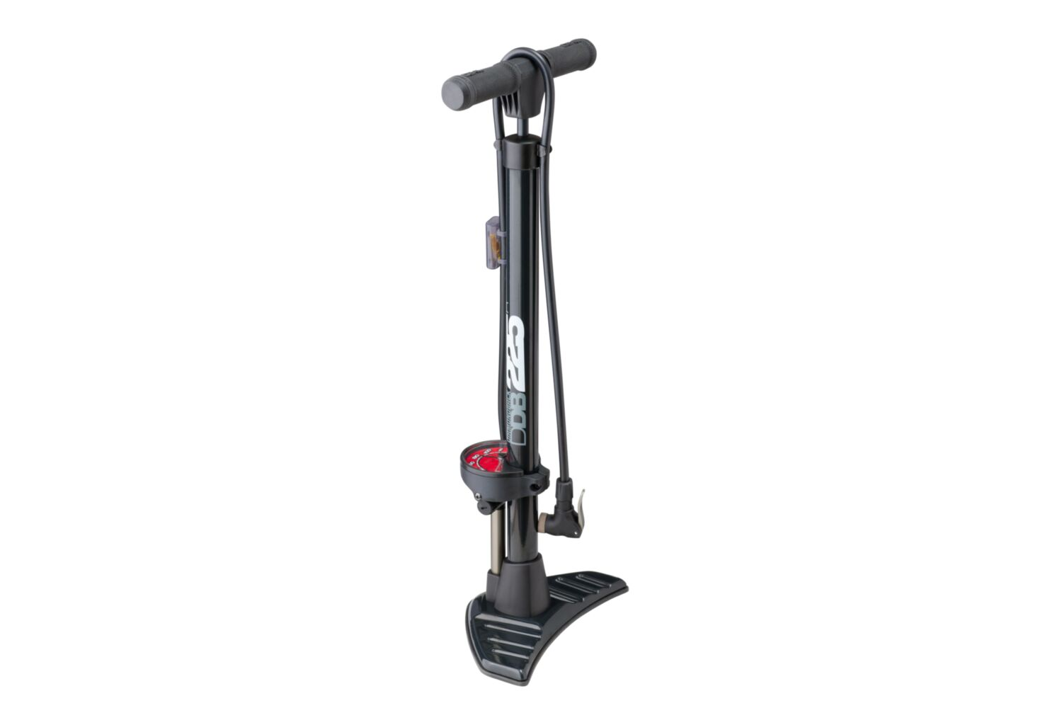DDB225R Floor Bike Pump