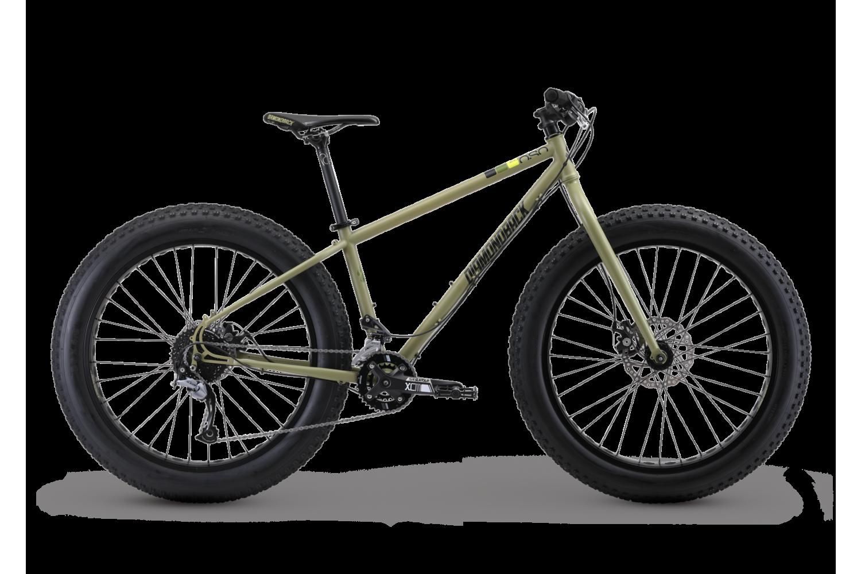 diamondback fat bike el Oso Uno