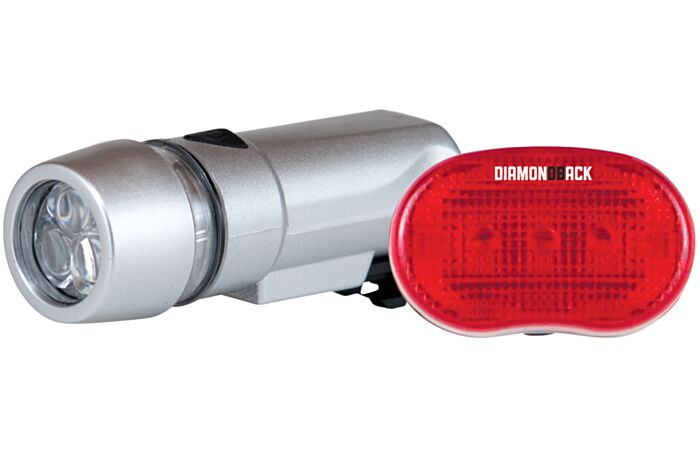 Urban Combo LED Bike Light Set