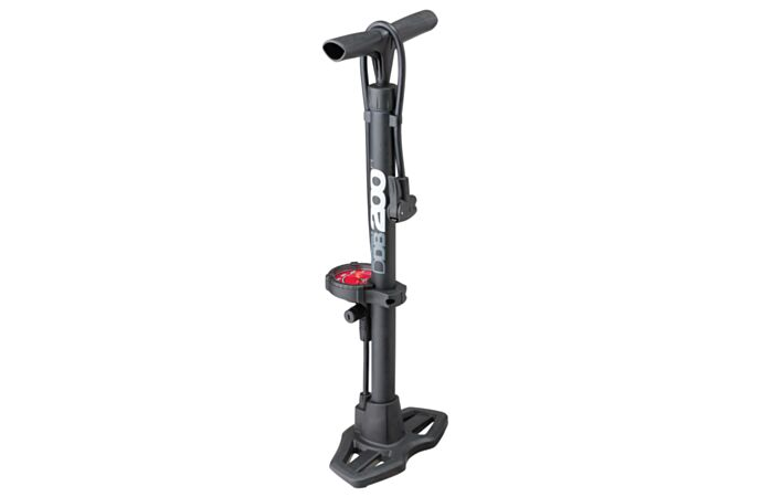 DDB200R Floor Bike Pump