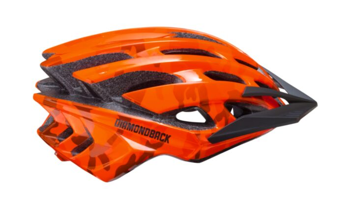 Overdrive Adult Bike Helmet