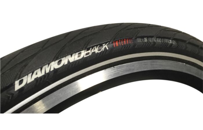 Interval Folding Road Tire 700 x 36c