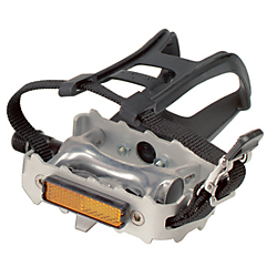 MTB Pedals w/clips