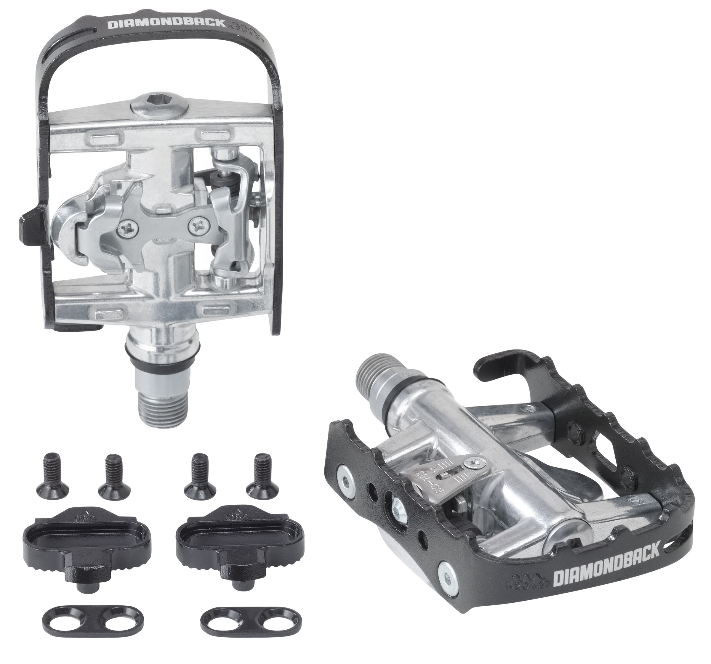Trace Dual Sport Clipless Pedals