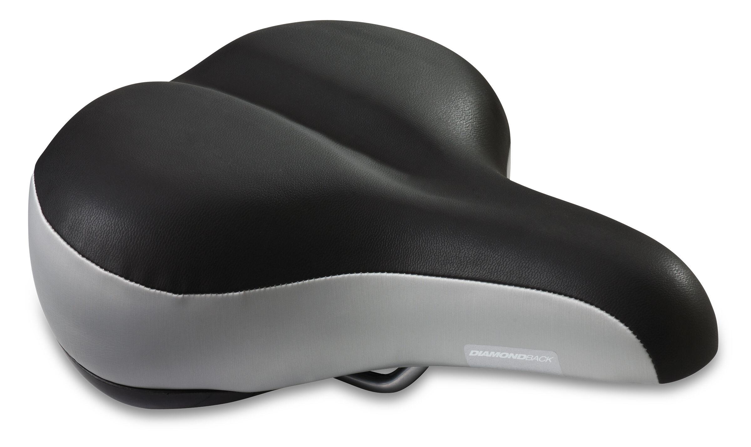 Women's Pillow Top Bike Seat