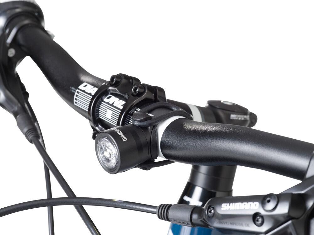 DL-17 Front LED Safety Bike Light