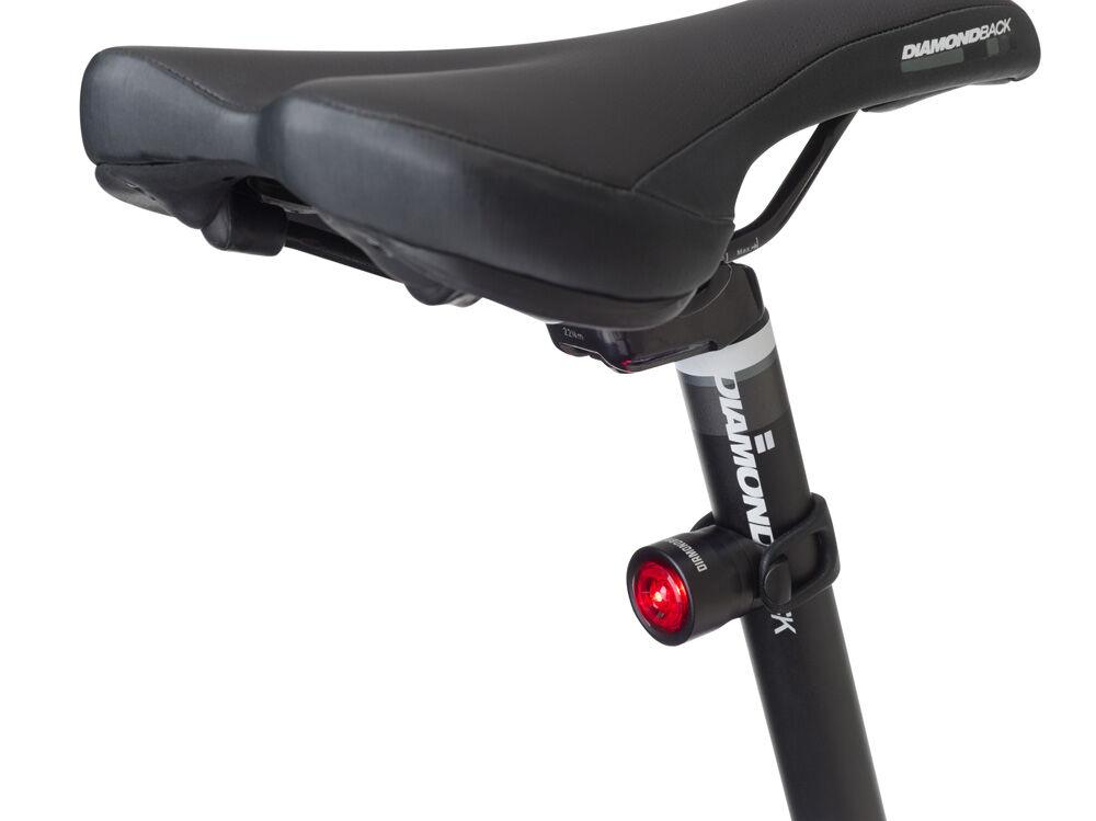 DL-17 Rear LED Safety Bike Light