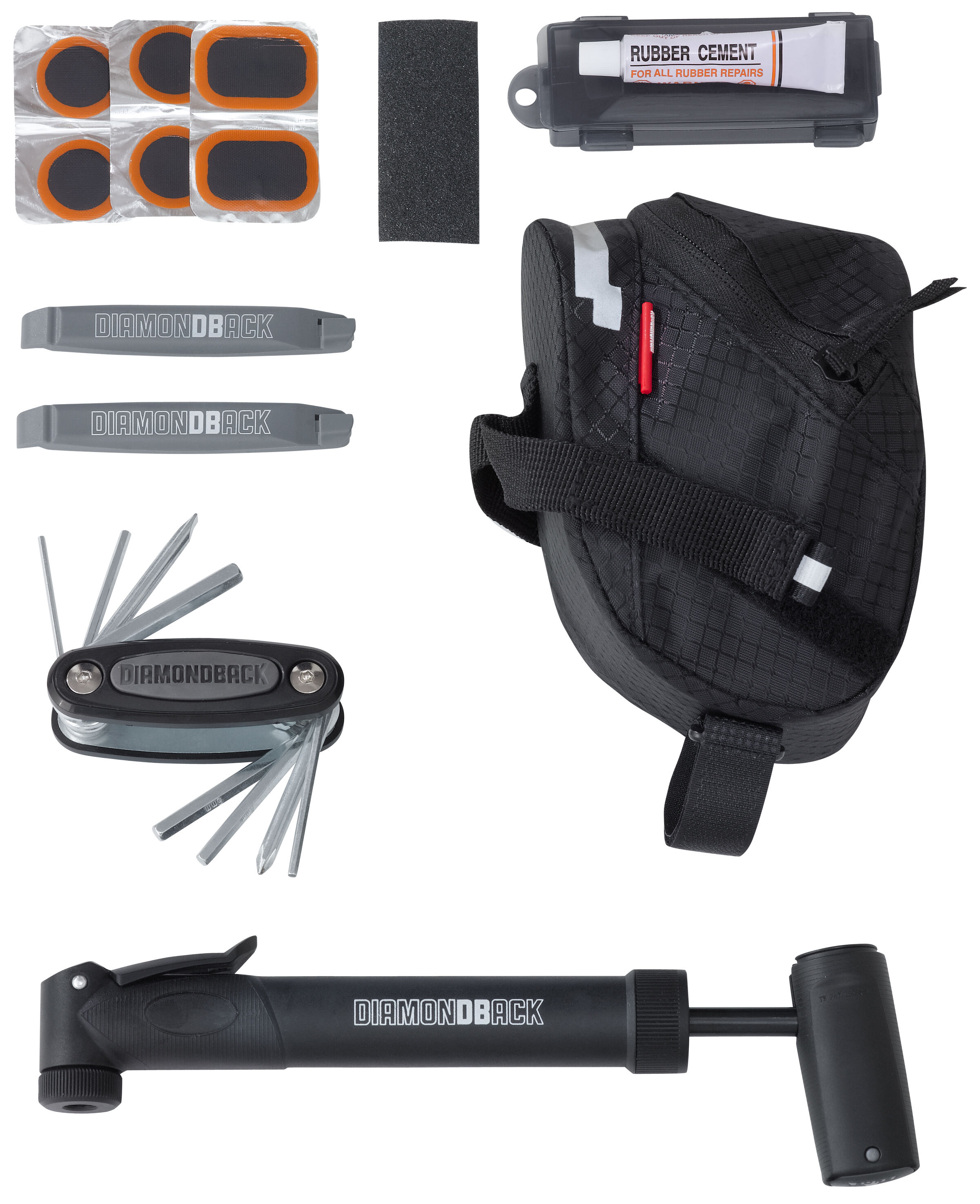 Diamondback Ready 2 Ride Starter Bike Tool Kit