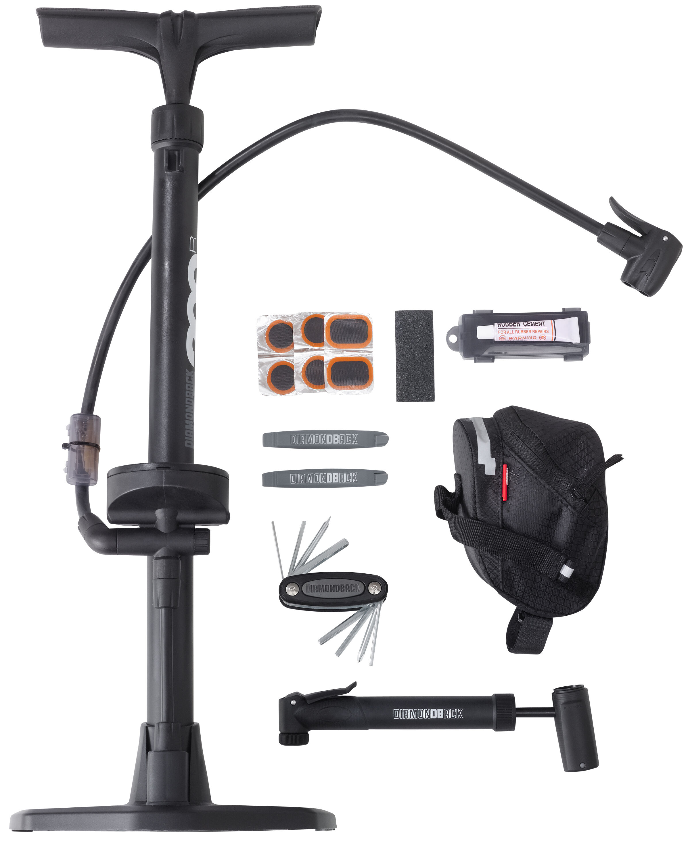 Diamondback Ready 2 Ride + Starter  Bike Tool Kit