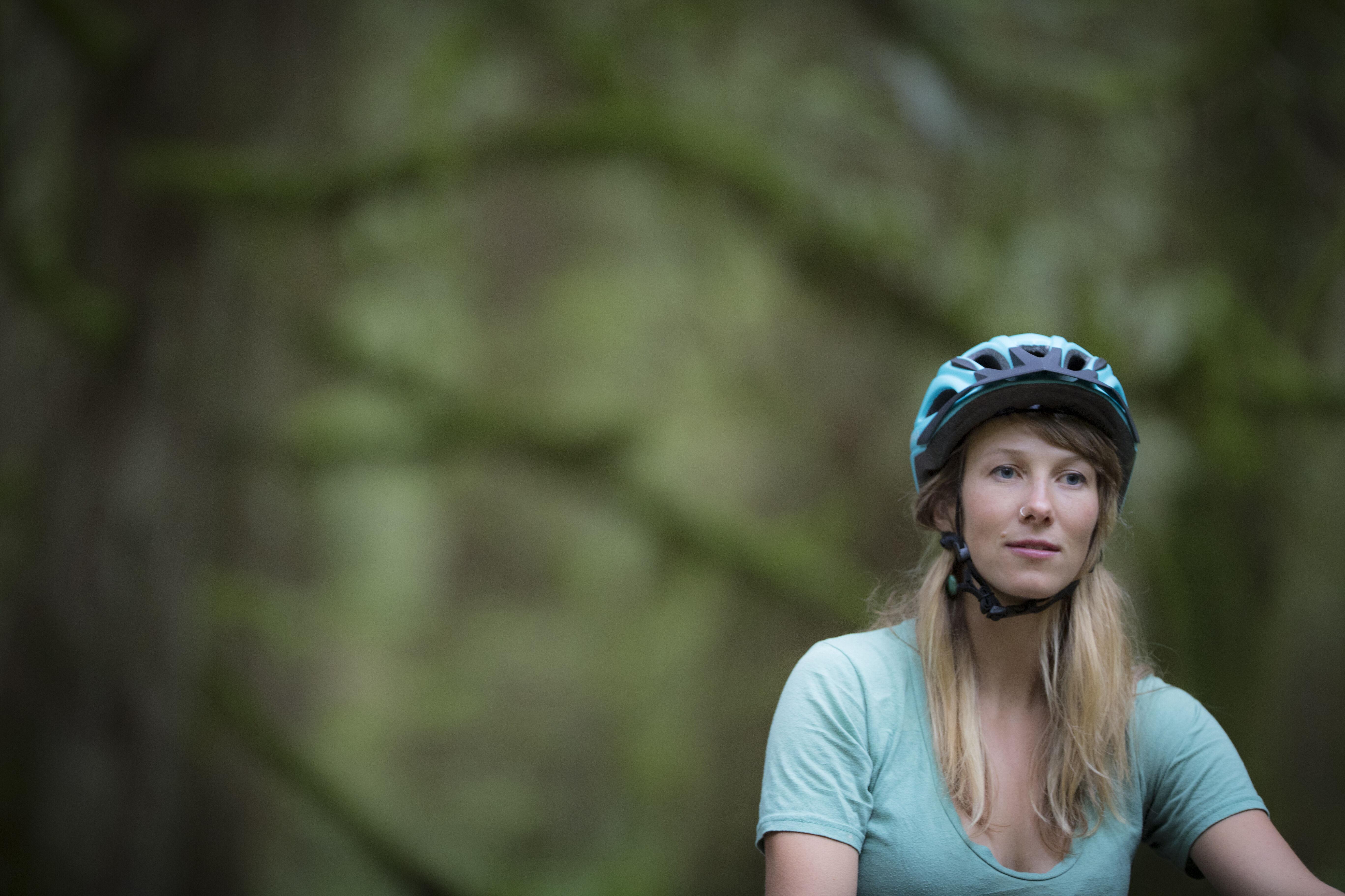 Trace Adult Bike Helmet