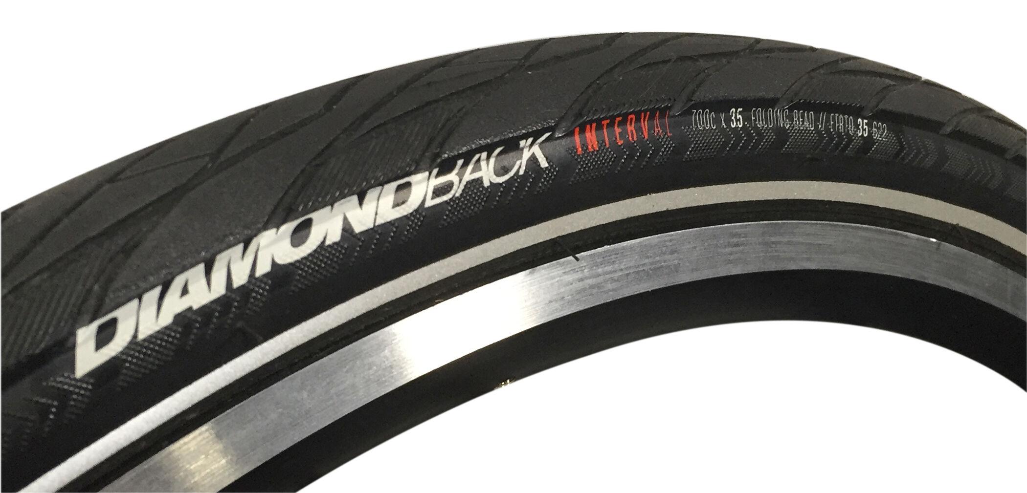 Interval Folding Road Tire 700 x 32c