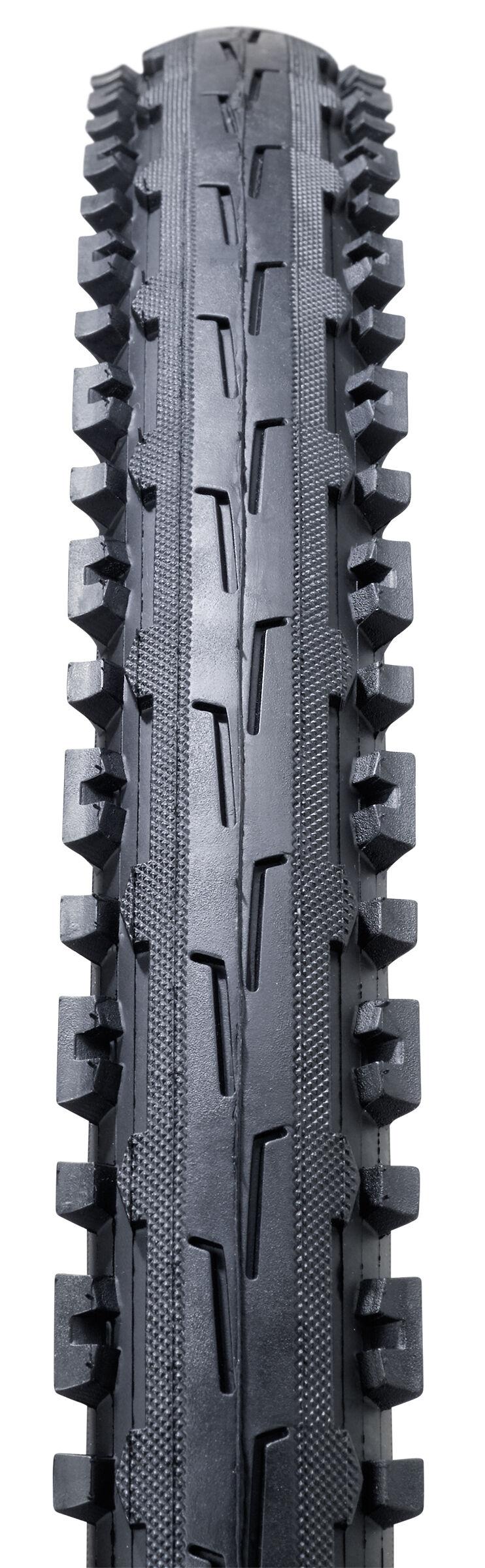 "Semi-Slick Multi Surface Tire 26"" x 1.95"""