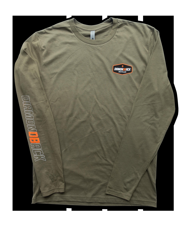 DB Hex Logo Long Sleeve T-Shirt